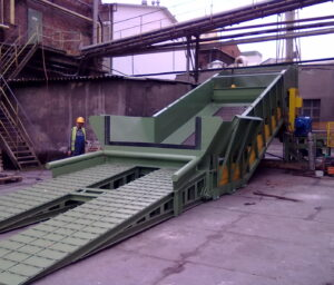 Chain Driven Belt Feeder Conveyors