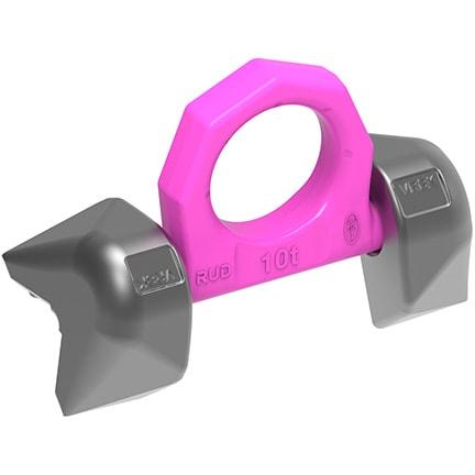VRBK FIX / VRBK Load ring for welding on 90° corners