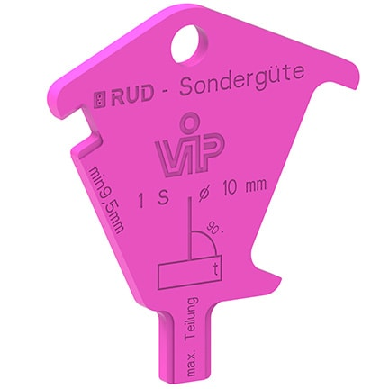 VIP Identification tag