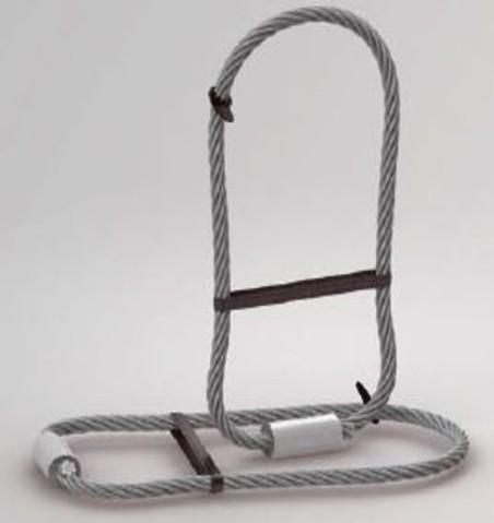 cast in lifting hoop 1