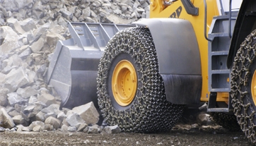 Tyre Protection and Traction Chains