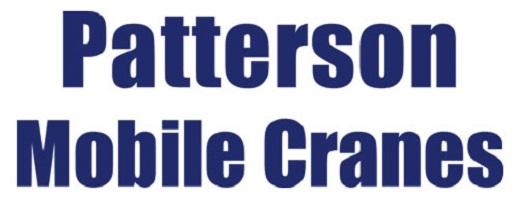 Patterson Mobile Crane Hire logo