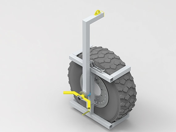 Thalas wheel lifter 2