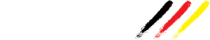 transparent German quality and engineering logo
