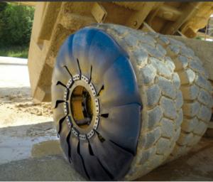 Sidewall Protection for Dump Trucks