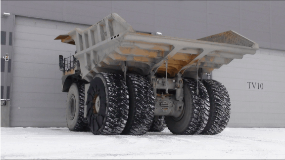 Sidewall Protection for Dump Trucks